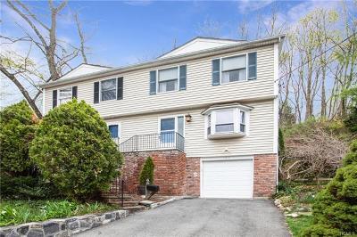 Croton-On-Hudson Single Family Home For Sale: 160 Maple Street