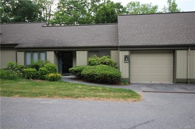 Somers Condo/Townhouse For Sale: 505 Heritage Hills #D