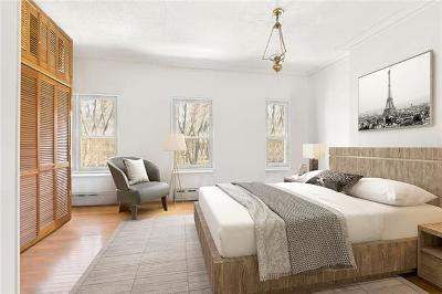 Brooklyn Multi Family 2-4 For Sale: 168 Prospect Park South West