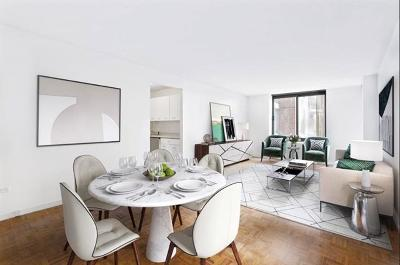 New York Condo/Townhouse For Sale: 2 South End Avenue #6A