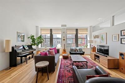 New York Condo/Townhouse For Sale: 252 West 30th Street #6B