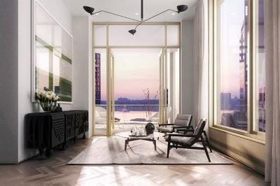 New York Condo/Townhouse For Sale: 500 West 25th Street #4