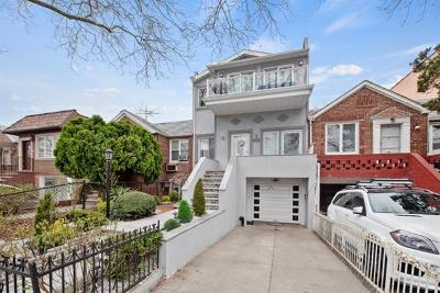 Brooklyn Multi Family 2-4 For Sale: 234 Bay 22nd Street