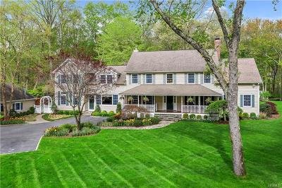 Armonk Single Family Home For Sale: 14 School Street