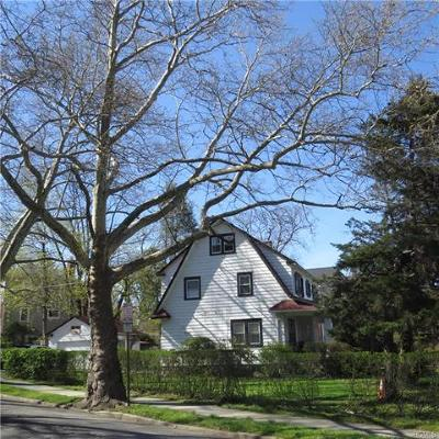 Mount Vernon Single Family Home For Sale: 354 Rich Avenue