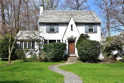 Westchester County Single Family Home For Sale: 77 Highbrook Avenue