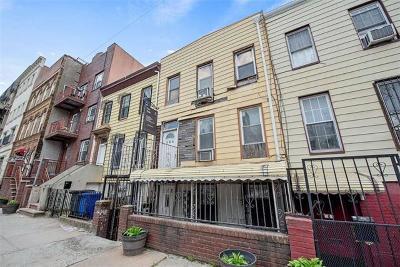 Brooklyn Multi Family 2-4 For Sale: 186 Skillman Street