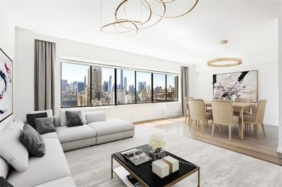 New York Condo/Townhouse For Sale: 900 Park Avenue #21E