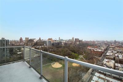 New York Condo/Townhouse For Sale: 321 West 110th Street #20B