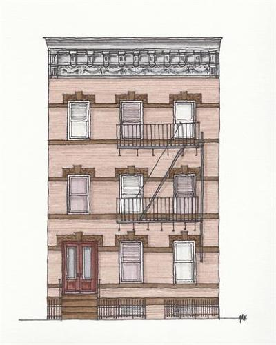 Brooklyn Multi Family 2-4 For Sale: 392 Linden Street