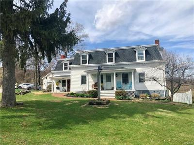 Marlboro Single Family Home For Sale: 184 Plattekill Road