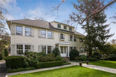 Westchester County Single Family Home For Sale: 554 Fowler Avenue