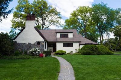 Mamaroneck Single Family Home For Sale: 530 Oakhurst Road