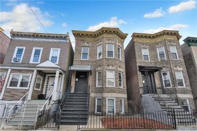 Bronx Multi Family 2-4 For Sale: 2216 Starling Avenue