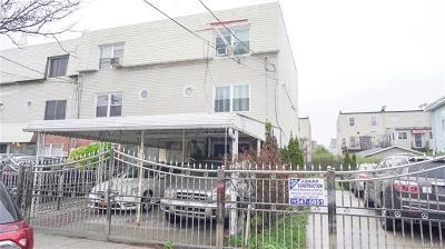 Bronx Multi Family 2-4 For Sale: 2027 Lacombe Avenue