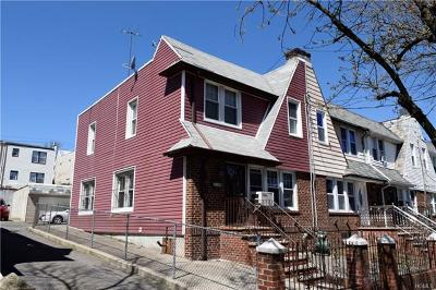 Bronx Single Family Home For Sale: 2549 Mickle Avenue