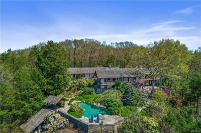 Pound Ridge Single Family Home For Sale: 34 Robin Hood Road