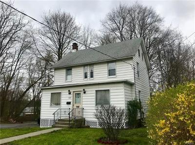 Westchester County Single Family Home For Sale: 2169 Albany Post Road
