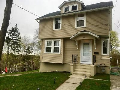 Middletown NY Single Family Home For Sale: $199,000