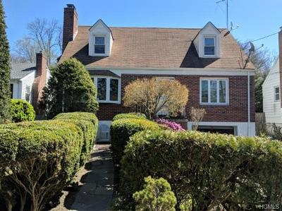 Westchester County Single Family Home For Sale: 95 North Ridge Street