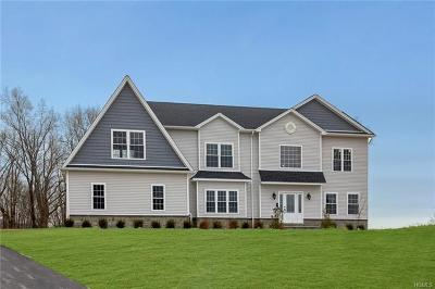 Goshen Single Family Home For Sale: Lot #5 The Estates At Rolling Ridge