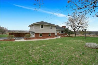 Marlboro Single Family Home For Sale: 7 Overlook Bluff