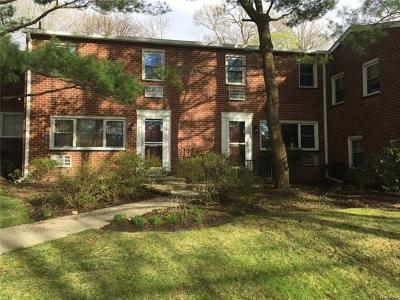 Ossining Co-Operative For Sale: 103 Charter Circle #103