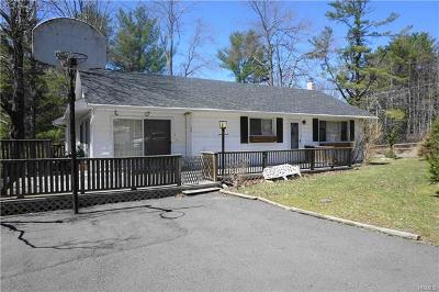 Monticello NY Single Family Home For Sale: $139,900