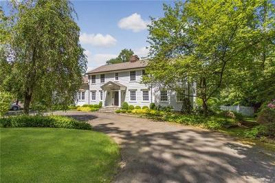 Connecticut Single Family Home For Sale: 62 Comstock Hill Road