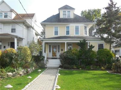 New Rochelle NY Single Family Home For Sale: $343,200