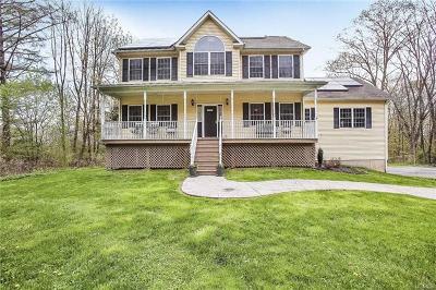 Otisville Single Family Home For Sale: 1800 Mountain Road