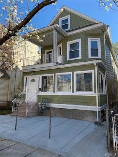 Westchester County Multi Family 2-4 For Sale: 11 South 8th Avenue