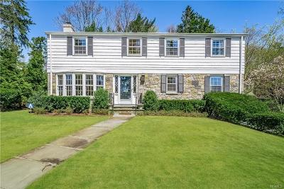 Scarsdale Single Family Home For Sale: 5 Fairview Road