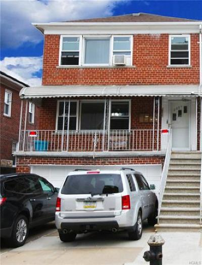 Bronx Multi Family 2-4 For Sale: 2885 Roberts Avenue