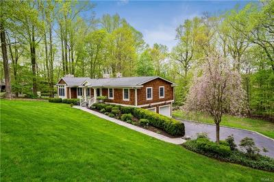 Armonk Single Family Home For Sale: 17 Birch Grove Drive