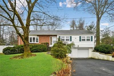 Scarsdale Single Family Home For Sale: 4 Vista Lane