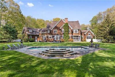 Pound Ridge Single Family Home For Sale: 286 Stone Hill Road