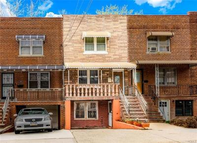 Bronx Single Family Home For Sale: 2907 Dewitt Place