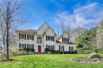 Somers Single Family Home For Sale: 3 Oliver Court