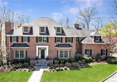 Chappaqua Single Family Home For Sale: 9 Turtleback Way