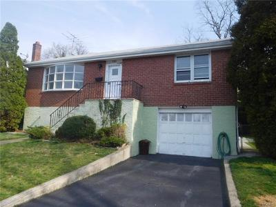 Yonkers Single Family Home For Sale: 265 Hoover Road