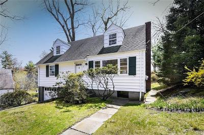 Hastings-On-Hudson Single Family Home For Sale: 76 Ravensdale Road
