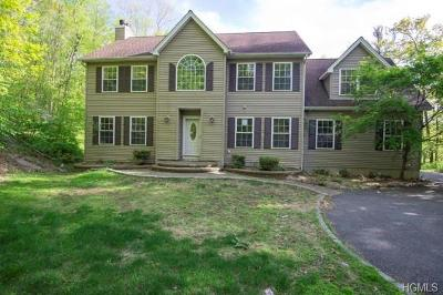 Holmes Single Family Home For Sale: 55 West Forest Trail