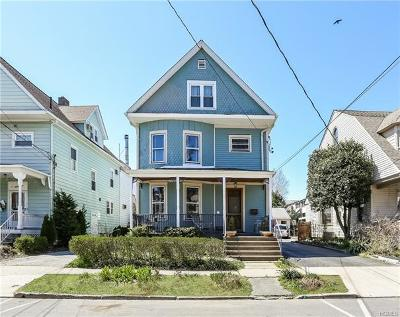 Westchester County Single Family Home For Sale: 287 North Washington Street