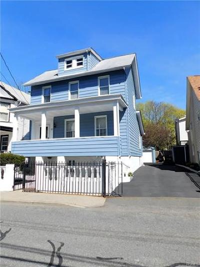 Haverstraw Multi Family 2-4 For Sale: 17 Third Street