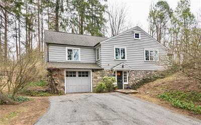 Westchester County Single Family Home For Sale: 264 Hardscrabble Road