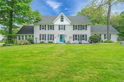 Chester Single Family Home For Sale: 114 Old Mansion Road