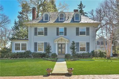 Westchester County Single Family Home For Sale: 3 Roxbury Road