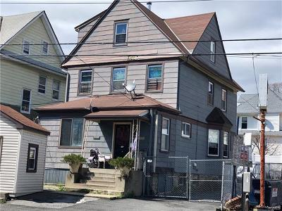 New Rochelle NY Single Family Home For Sale: $429,000