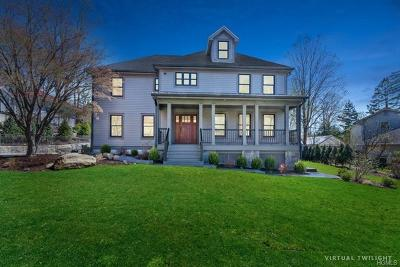 Irvington Single Family Home For Sale: 18 Mount Pleasant Lane
